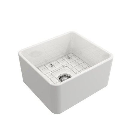 Barclay Baird 20'' x 18'' Farmhouse Kitchen Sink
