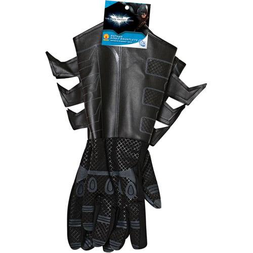 Batman Gauntlets Adult Halloween Accessory
