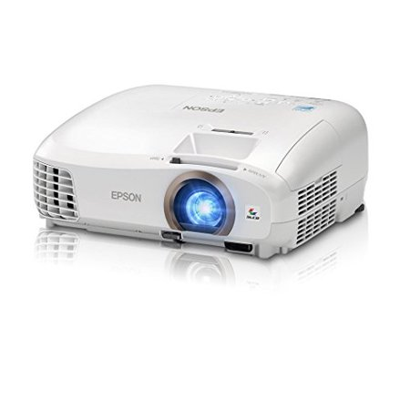 Epson (V11H709020) Home Cinema 2045 1080p 3D Miracast 3LCD Home Theater Projector