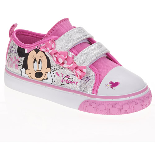 Disney Toddler Girl's Minnie Mouse Sneaker
