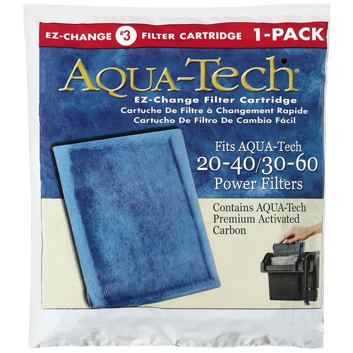 Aqua-Tech EZ-Change #3 Filter Cartridge, 1ct