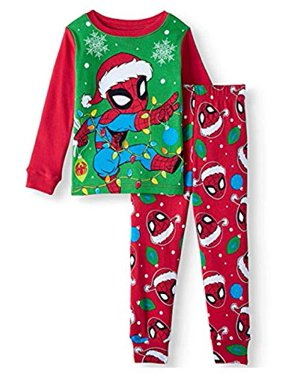 693f00a20b98 Toddler Boys Pajamas   Robes - Walmart.com