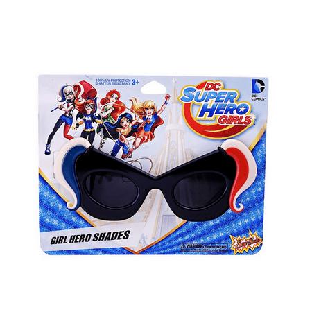 party costumes - sun-staches - dc comics kids girls power harley quinn sg2514 - Harley Quinn Mask