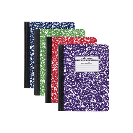 Staples Composition Notebook 9.75