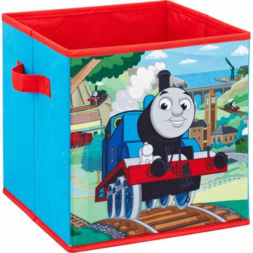 "Thomas the Train 10.5"" x 10.5"" Storage Cube"
