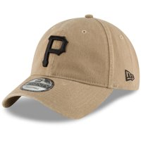 newest 87916 3d7fb Product Image Pittsburgh Pirates New Era Core Classic Secondary 9TWENTY  Adjustable Hat - Khaki - OSFA