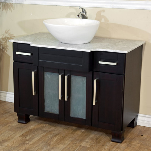 Bellaterra Home 40'' Single Bathroom Vanity Set