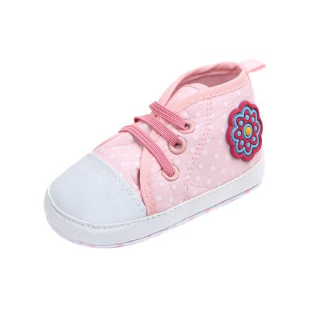 e8c8d85cd35f BOBORA - BOBORA Infant Baby Boys Girls Canvas Sports Sneakers First Walkers  Shoes - Walmart.com