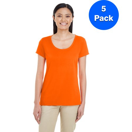 Womens Performance® 4.7 oz. Core T-Shirt 5 Pack