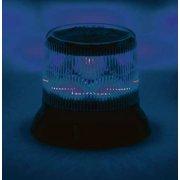 PSE AMBER LSS222B Dual Level Strobe Light,Blue,Perm,LED