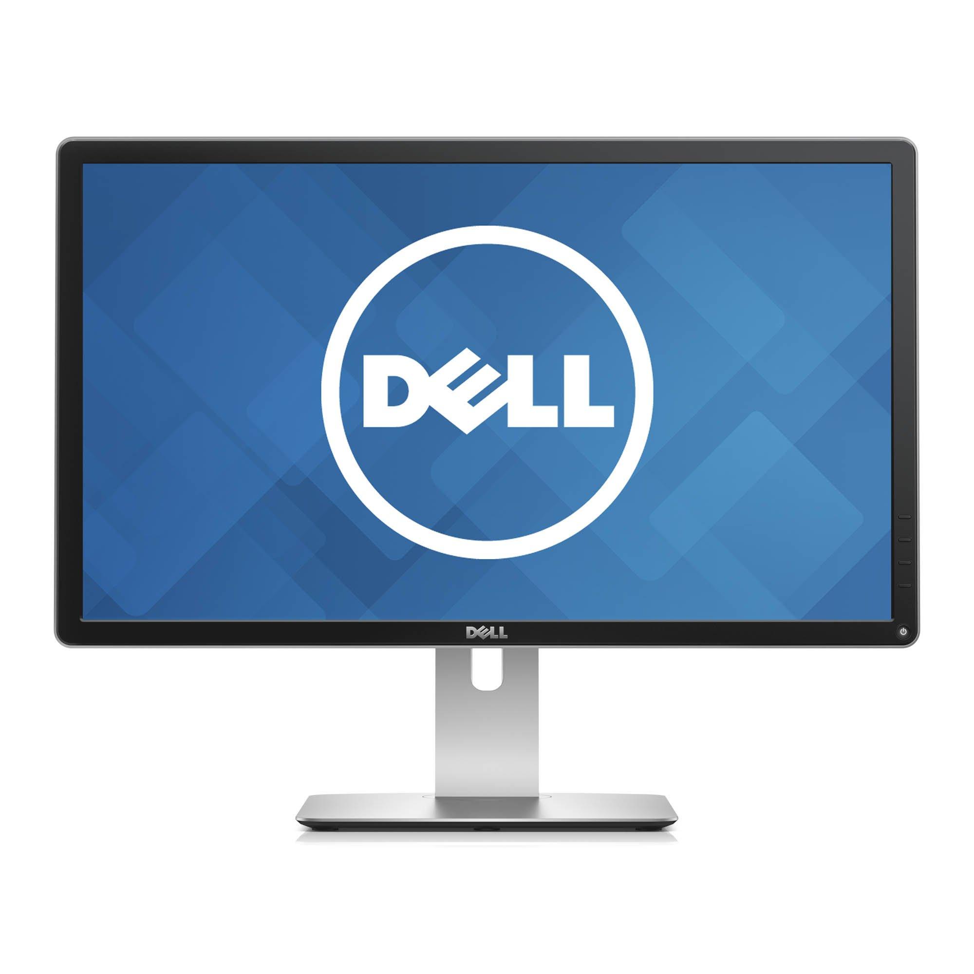 "Dell P2415q 23.8"" Edge Led Lcd Monitor - 16:9 - 8 Ms - 3840 X 2160 - 1.07 Billion Colors - 300 Nit - 2,000,000:1 - 4k Uhd - Hdmi - Displayport - Usb - 90 W - Black - Energy Star, Epeat Gold, (p2415q)"