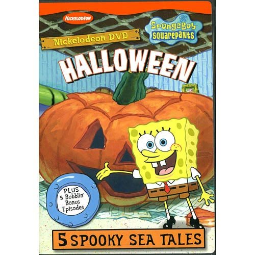 Spongebob Squarepants: Halloween (Full Frame)