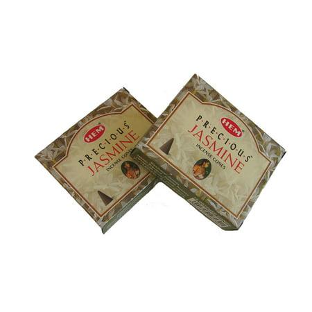 2 Boxes of Jasmine Incense Cones