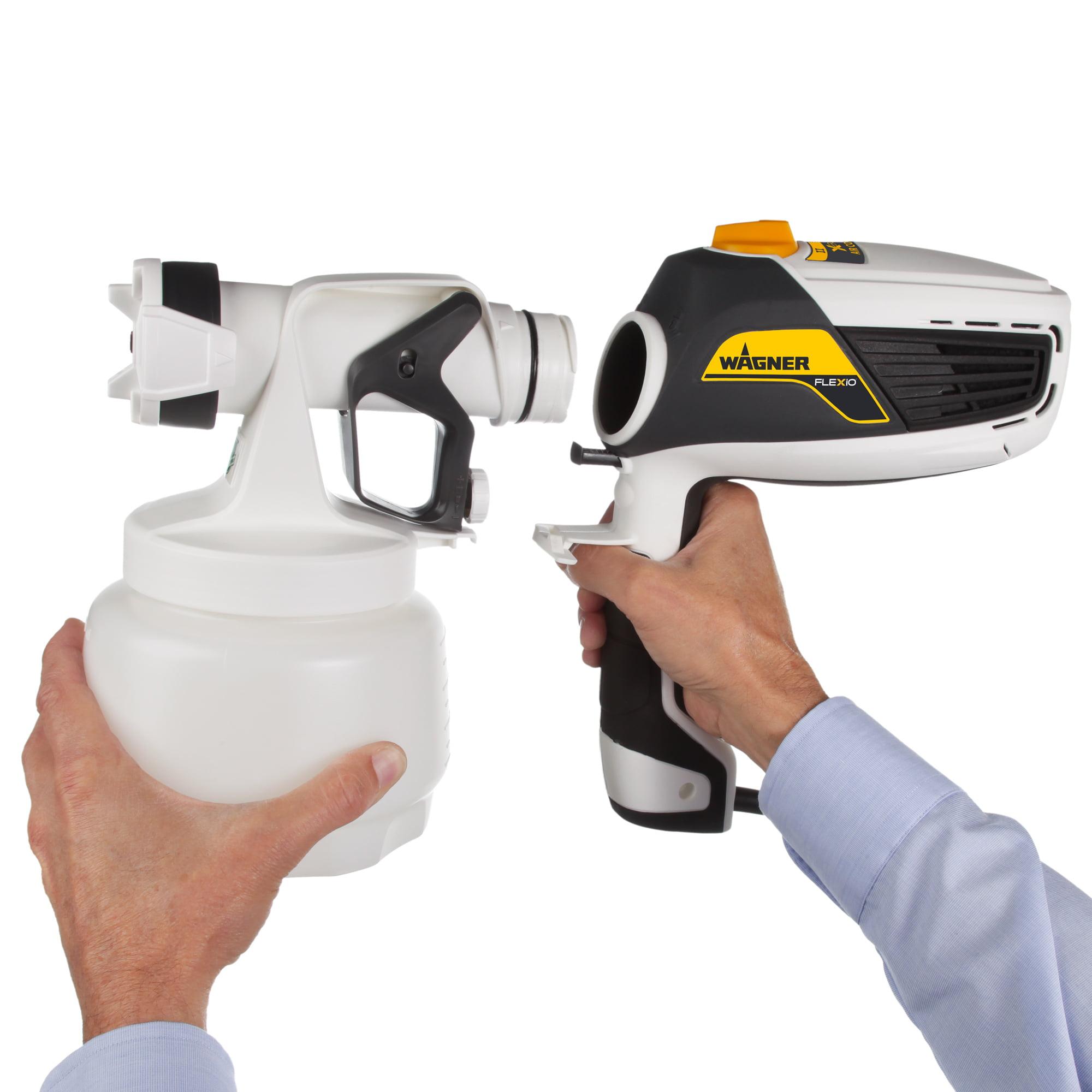 wagner flexio 575 sprayer with accessory kit - walmart