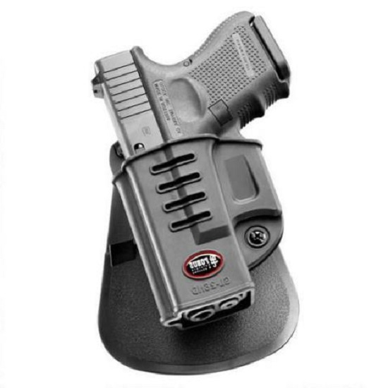 Fobus GL26NDLH Standard Evolution Paddle Holster LH by FOBUS USA