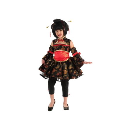 Asian Women Costume (Little Asian Girls Costume)