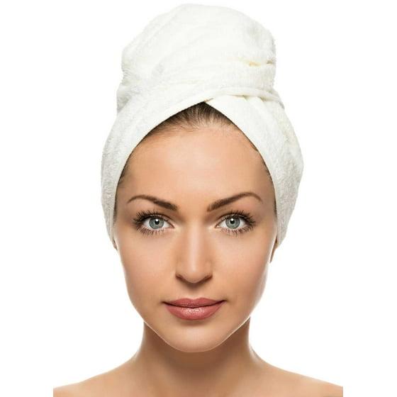 Microfiber Hair Towel Reviews: Comfy Towel Microfiber Hair Drying Turban Towel Wrap
