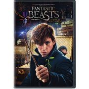 Fantastic Beasts And Where To Find Them (Walmart Exclusive) (DVD) by