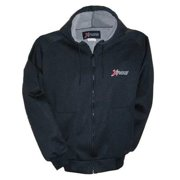 Hooded Jacket, Black, S 37084
