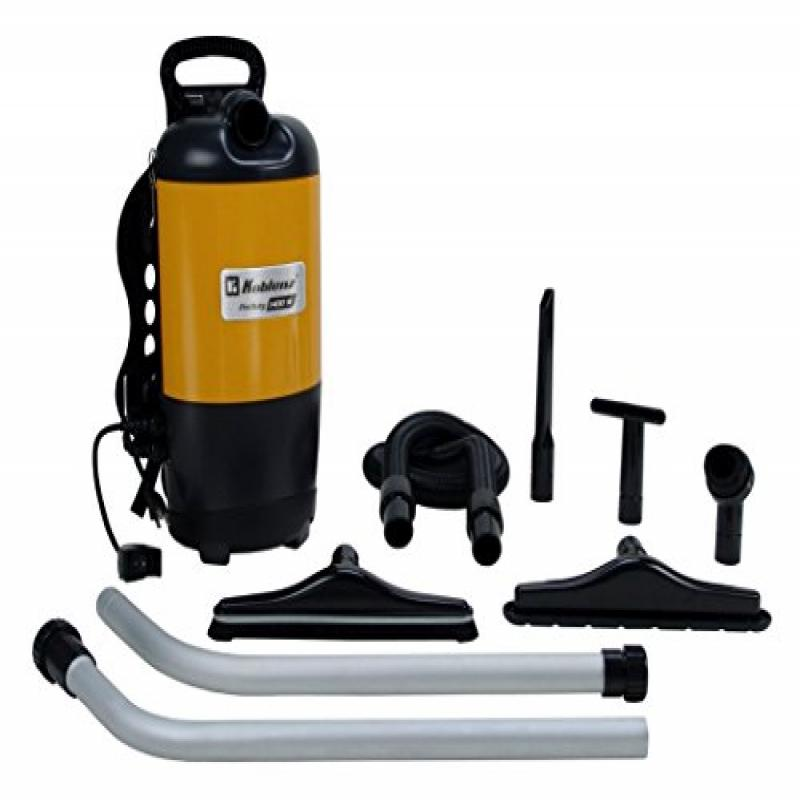 Koblenz BP-1400 Commercial Grade Backpack Vacuum Cleaner - Corded