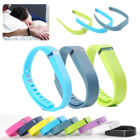 TSV 3 Pcs Replacement Wrist Band Clasp For Fitbit Flex Wireless Activity Sleep