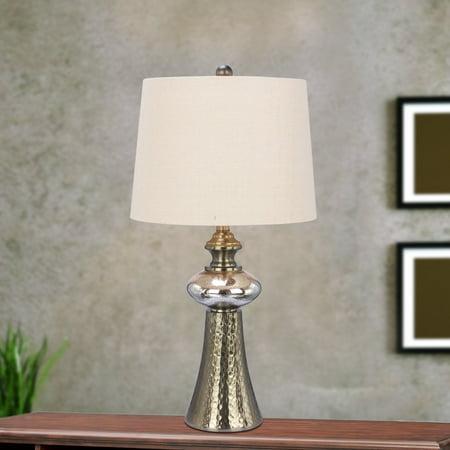 Cory Martin 27 in. Metal & Glass Table Lamp
