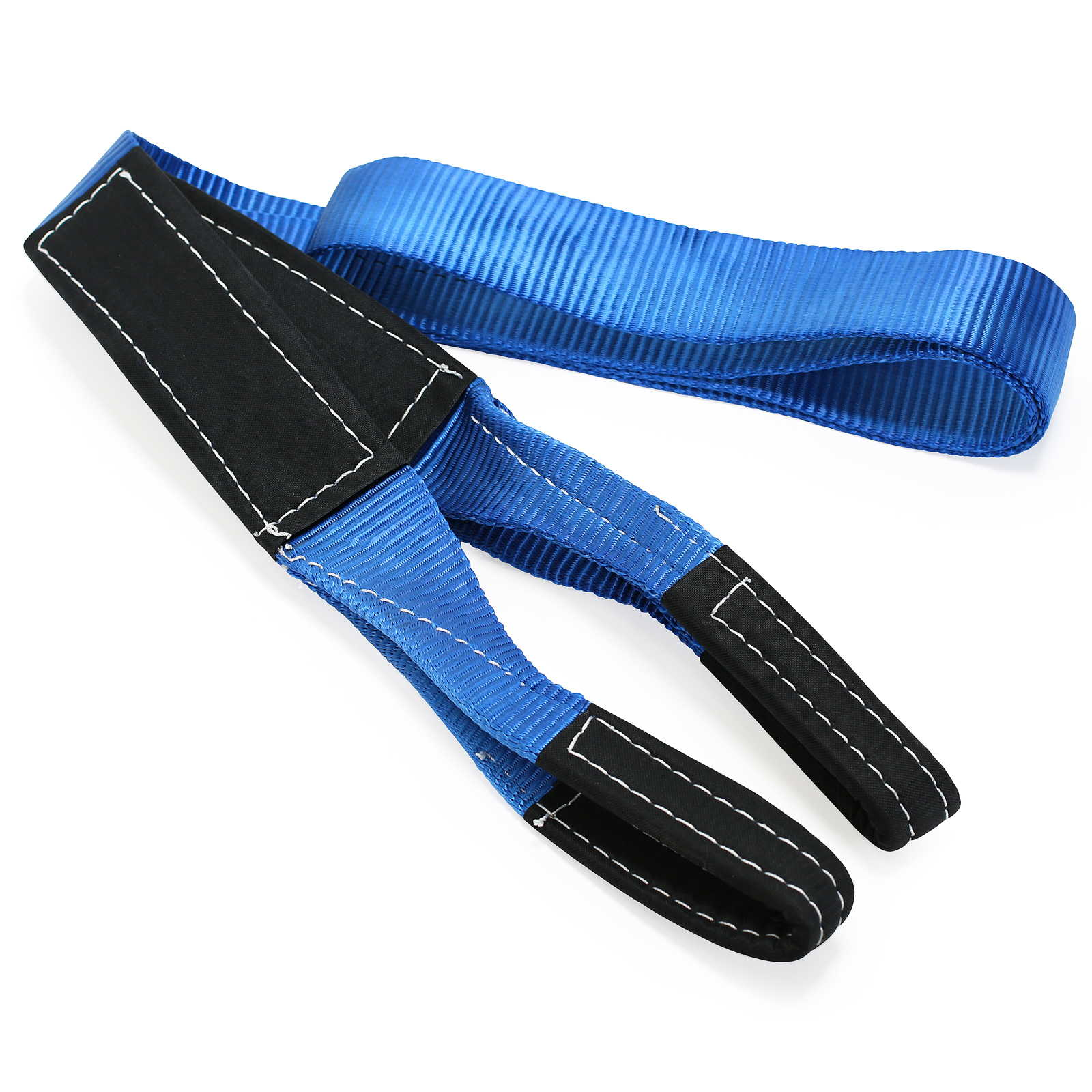 Tree Trunk Protector - Winch Anchor Strap - 10 Feet - by Driver Recovery Products