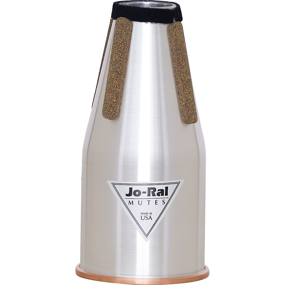 Jo-Ral FR-AC Copper Bottom French Horn Straight Mute by Jo-Ral