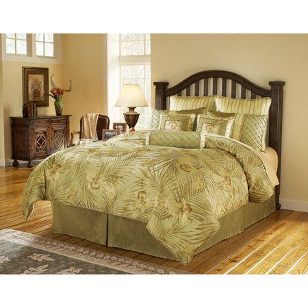 Image of Island Bloom Bedding Comforter Set