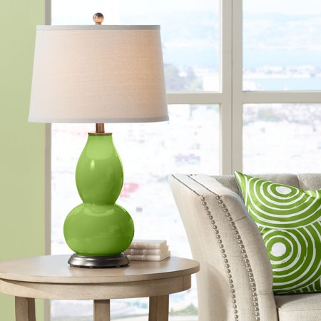 Gecko Wall Lamp - Color + Plus Gecko Double Gourd Table Lamp