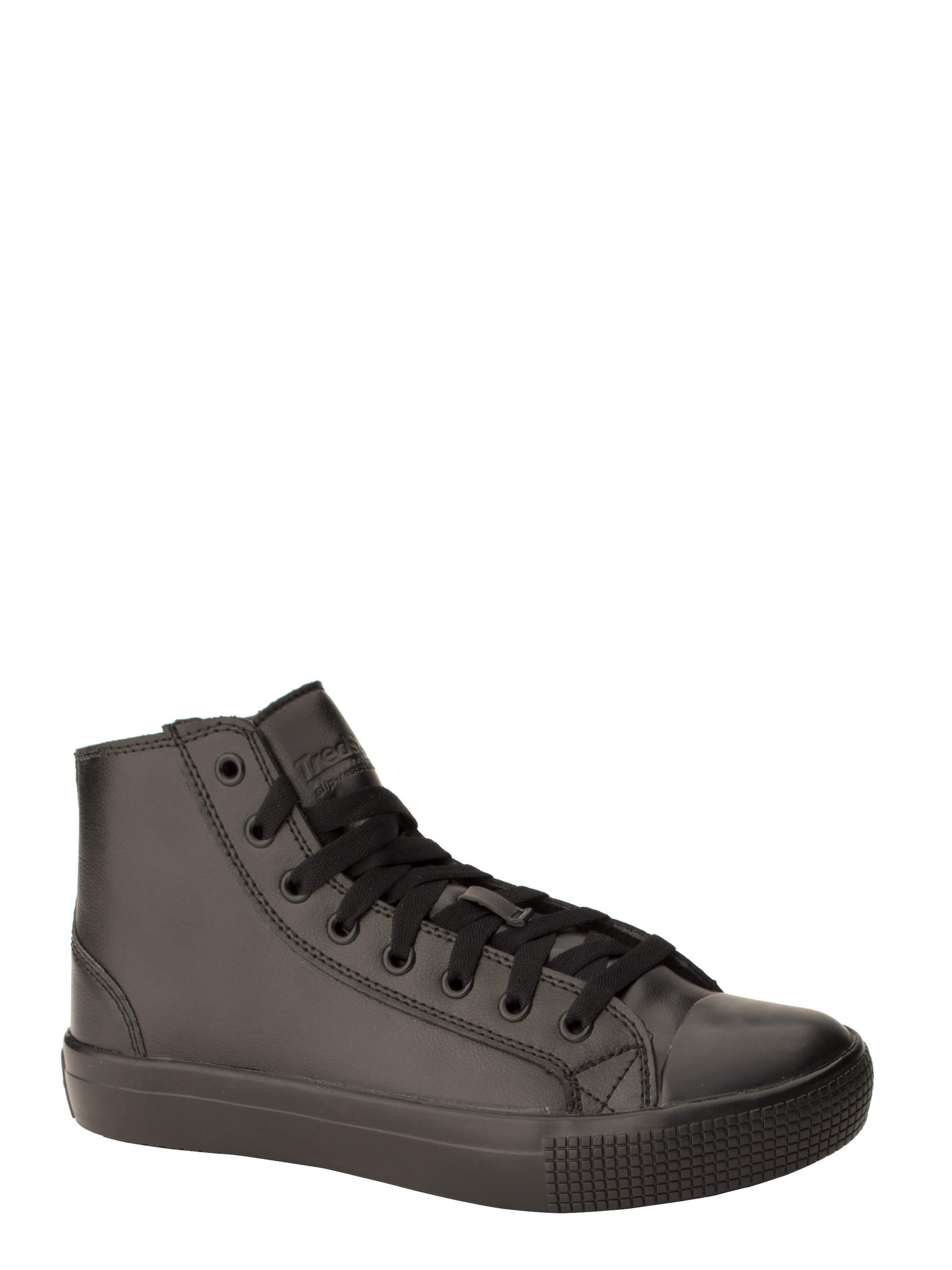 Tredsafe Unisex Kitch Hi Top Slip-Resistant Work Shoe by HYI