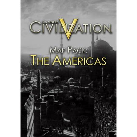 Sid Meier's Civilization V Map Pack: The Americas (PC) (Digital Download) - Civilizations Game