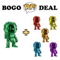 2-Pack Funko POP! Marvel: Avengers Endgame W2 Hulk
