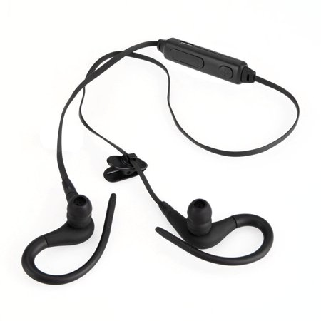 black qy3 wireless bluetooth headset stereo headphone earphone for iphone 7 plus samsung. Black Bedroom Furniture Sets. Home Design Ideas