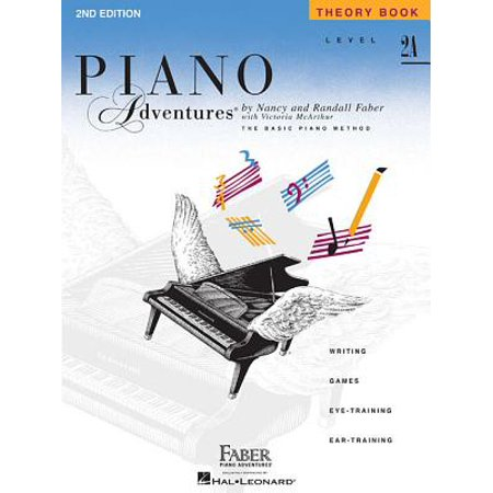 Piano Adventures, Level 2A, Theory Book (Bastien Piano Level One Theory)