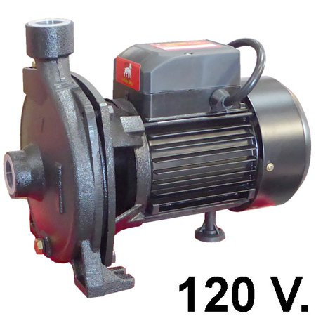 Heavy Duty 1HP 120V Shallow Well Jet Pump High Output At 30