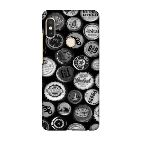 size 40 0eddd e41c8 Xiaomi Redmi Note 5 Pro Case, Premium Handcrafted Printed Designer Hard  Snap On Case Back Cover with Screen Cleaning Kit for Xiaomi Redmi Note 5  Pro - ...