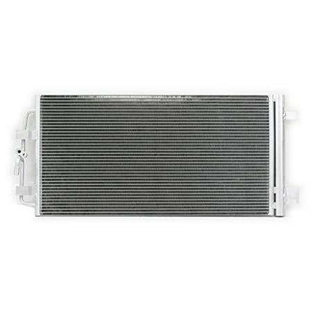 A-C Condenser - Pacific Best Inc For/Fit 3467 Chevrolet Impala/Monte Carlo LS/LT / LTZ Pontiac Grand Prix 3.8L Buick LaCrosse