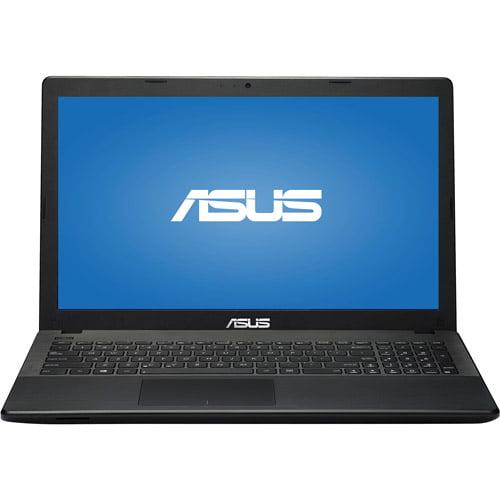 "ASUS Black 15.6"" X551MAV-HCL1201E Laptop PC with Intel Celeron N2830 Processor, 4GB Memory, 500GB Hard Drive and Windows 8.1"