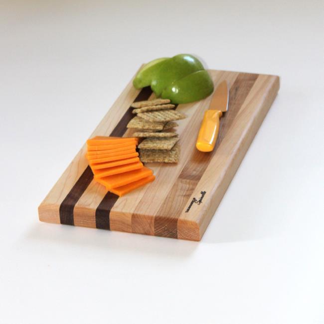 TableBoard UB50 Cutting Board Large With Walnut Accent