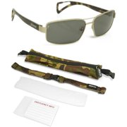 Zoinx Men Wrap Polarize Sunglasses, Aviator