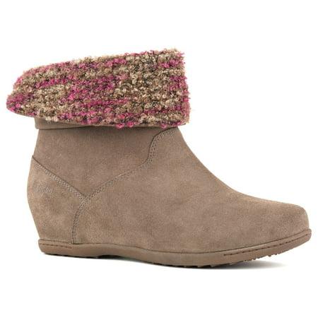 ffa9b3cd6b1f Cougar Shoes Inc - Cougar Shoes Inc Cougar Women s Fiddler Suede Boots -  Walmart.com