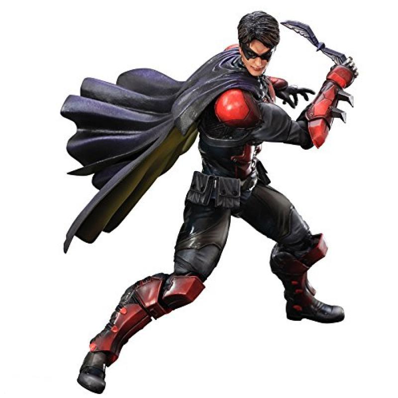 Square Enix Play Arts Kai Arkham Origins Robin Figure
