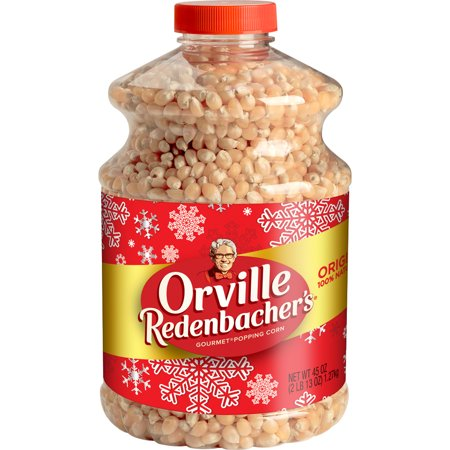 Orville Redenbacher's Original Yellow Popcorn Kernels, 45 (Best Way To Store Popcorn Kernels)