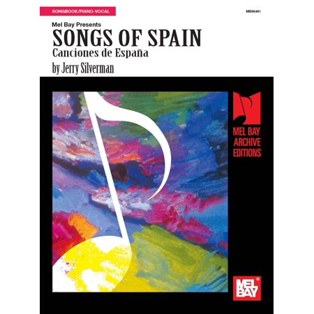 Songs of Spain - eBook - Spanish Birthday Song