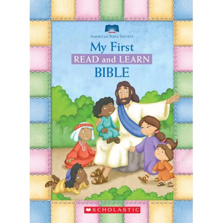 Image of My First Read And Learn Bible