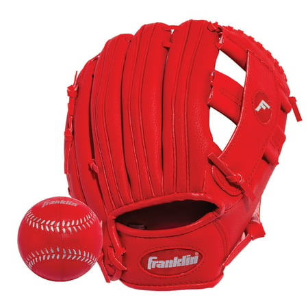 Franklin Sports 9.5u0022 RTP Series T-Ball Glove, Right Hand Throw