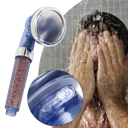 Moaere Filtered Hand Held Shower Head Softens Hard Water Increases Water Pressure While Saving