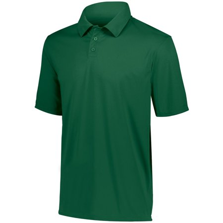 Augusta Sportswear 4XL Men's Vital Polo Dark Green 5017 ()