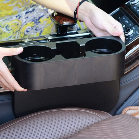 Car Seat Tidy Clean Drink Cup Holder Table Valet Travel Coffee Bottle Food Stand